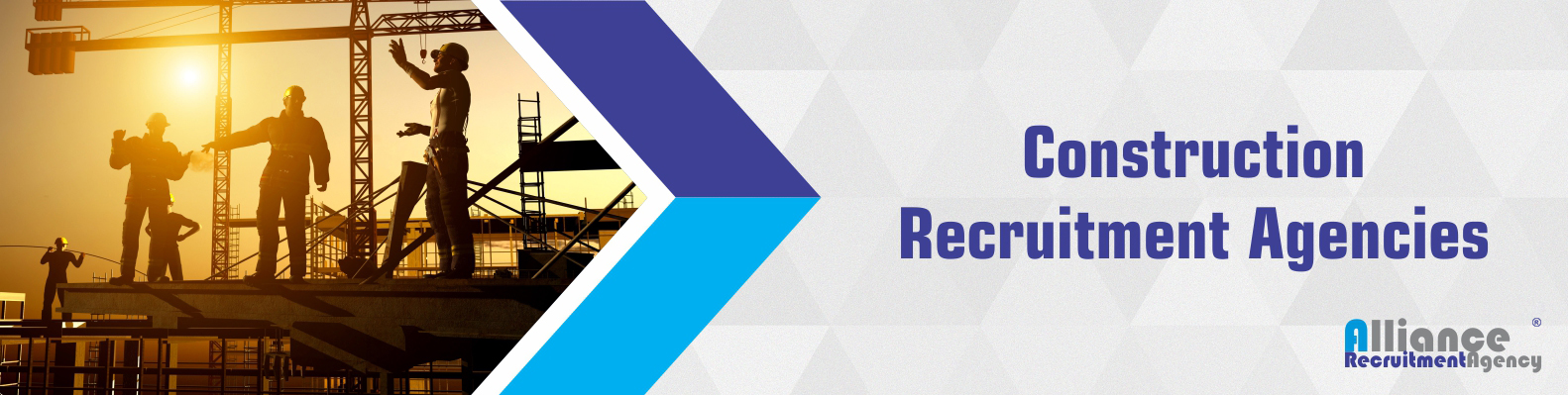 Construction Recruitment Agencies - Construction Staffing Agencies