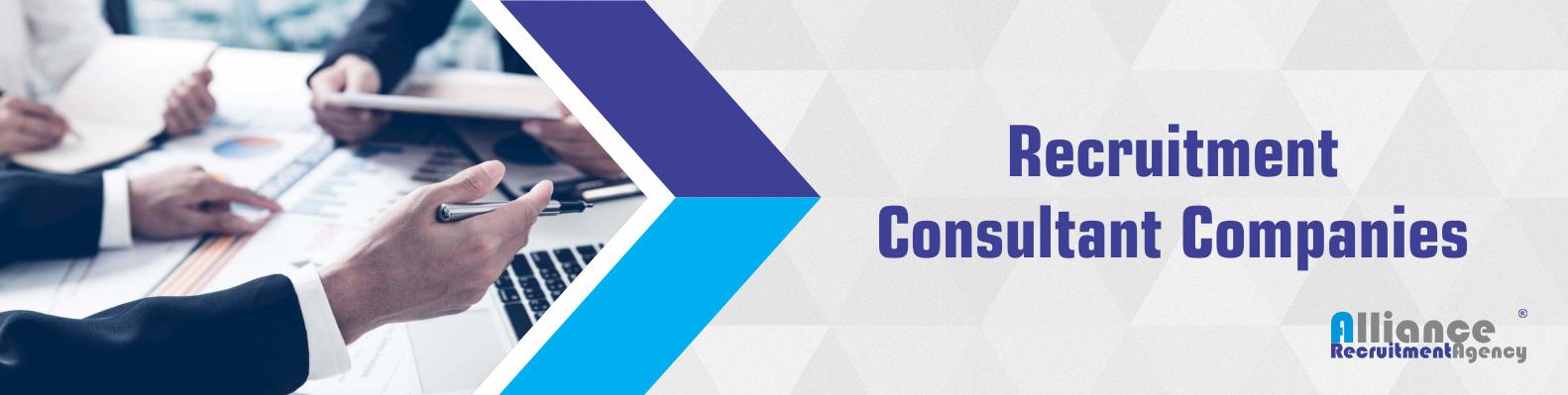 Recruitment Consultant - Best Recruitment Consultant Companies