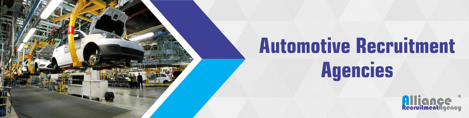 Best Automotive Recruitment Agencies