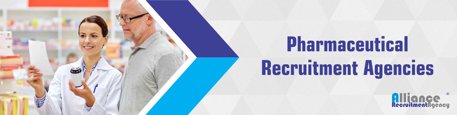 Pharmaceutical Recruitment Agencies - Top Pharma Consulting Companie