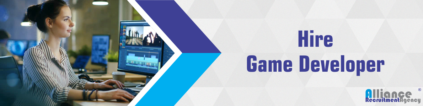 hire game developer